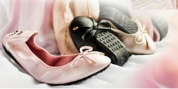 Wholesale Beautiful Ballet Flats - Big Discount!Beautiful Dancing Shoes Women's Foldable Ballet Flat Shoes