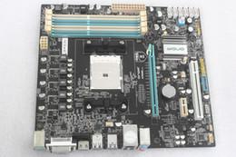 Wholesale Onda Motherboard - Free shipping 100% original motherboard for Onda A75T Socket FM1 DDR3 USB3.0 SATA3 Quad-core APU Motherboard