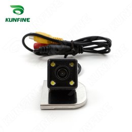 Wholesale Ford Focus Park - HD CCD Car Rear View Camera for Ford Focus 2012 2014 2015 car Reverse Parking Camera Reversing Night Vision Waterproof KF-V1148