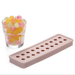 Wholesale Ice Cube Tray Plastic - Hot New Arrival Bar Drink Whiskey Sphere Small Round And Rectangle Ball Ice Brick Cube Maker Tray Mold Mould