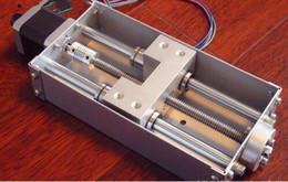 Canada 1 pcs axe Z coulissantes table de travail 140mm course axe Z CNC pour CNC machine de gravure cheap axis cnc machining Offre