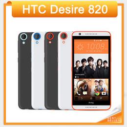 Canada Téléphone portable d'origine HTC Desire 820 4G LTE déverrouillé 5,5