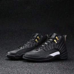d30f32cd272c 2018 Air Retro 12 XII Basketball Shoes Ovo White Flu Game GS Barons Wolf  Grey Gym Red Taxi Playoffs French Blue Sneaker Shoes