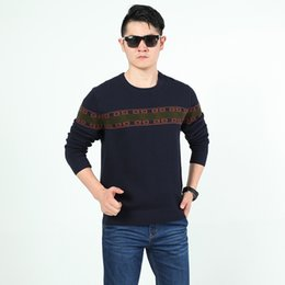 Wholesale Get Thin - Wholesale-Y01 new autumn winter O - get a sweater, 4 color, high quality Cweater jump line size: M, L, XL