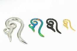 Wholesale Tunnel 5mm - Free Shippment Lot 50pcs Body Jewelry -Surgical Steel Ear Plug Flesh Tunnels Expanders Earlets Gauges 2mm 3mm 4mm 5mm 6mm 8mm