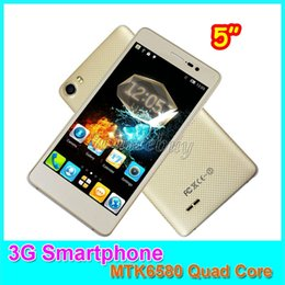 Wholesale 5inch Dual Sim Android Phones - P12s 3G Unlocked Smartphone 5inch MTK6580 Quad core Android 5.1 Dual SIM 512MB 4GB Bluetooth Wifi Mobile Gesture Cell phone Free Case
