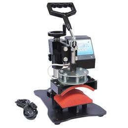 Wholesale Semi Automatic Heat Press Machine - SM814 Manual hot cap machine,hat heat press machine,big size headdress,chapeau stamping machine
