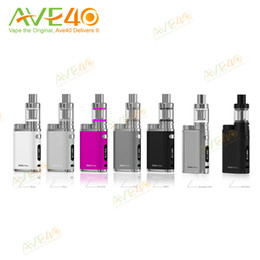 eleaf melo starter kit Sconti Eleaf iStick Pico TC 75W Starter Kit 2ml Melo 3 Mini 4ml Melo 3 Serbatoio 18650 Mod Temperature Control 100% originale