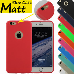 Wholesale Soft Silicone Protective Back Cover - Ultra Thin 0.3mm Matt TPU Case Soft Transparent Protective Silicone Back Cover For iphone 6 6s Plus 5 SE Samsung Galaxy S6 S7 edge Note 7