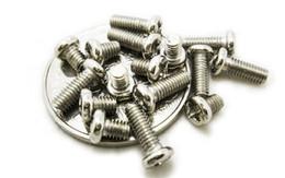 Wholesale Micro Precision - PM precision electronic plating small screws cross head countersunk head machine wire micro screw M3*4-16 free shipping!