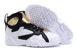 Wholesale Kid Leather Price - Supply Wholesale New Fashion J7 Retro Kids Basketball Shoes Top Quanlity Shoes Sale Cheap Price,Famous Trainers Shoes Sneakers Boots