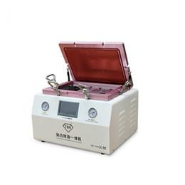 Машина tbk онлайн-TBK-308 вакуумная машина для ламинирования OCA Bubble Remover встроенный вакуумный насос воздушный компрессор Debubbler для 15-дюймового сотового телефона