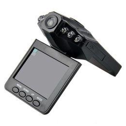 Wholesale Dash Ir - 2.5'' Car Dash cams Car DVR recorder camera system black box H198 night version Video Recorder dash Camera 6 IR LED