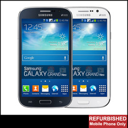 Wholesale Dual Sim 3g Mobile Phone - = Mobile Phone Only = Samsung GALAXY Grand Neo Plus I9060I GSM 3G Dual Micro Sim Card 5 inch HD Screen Quad Core RAM 1GB ROM 8GB 5MP Camera