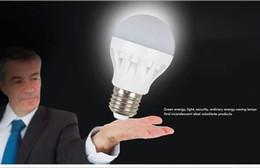 lampadine a buon mercato a buon mercato all'ingrosso Sconti Spedizione di alta qualità 3W 5W 7W 9W 12W LED Lampadine a risparmio energetico E27 B22 Base Globe Light Bulb Illuminazione a buon mercato all'ingrosso Lampada 220V-240V