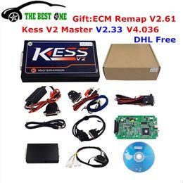 Wholesale Audi Filter - Best PCB With Murata Filters KESS V4.036 V2.33 No Token KESS V2 Master OBD2 Manager Tuning Kit Kess 4.036 2.33 ECU Chip Tuning