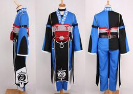 Wholesale Anime Touhou - Wholesale-TouHou Project cosplay Morichika Rinnosuke cosplay costumes halloween