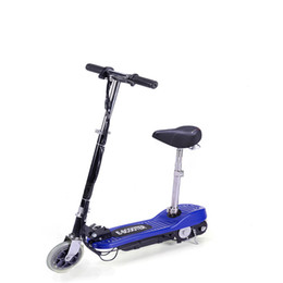 Wholesale Light Weight Carbon Wheels - HOT Mini HOVEBOARD Light Weight carbon fiber electric scooter folding adult import lithium wholesale small two wheeled electric scooter