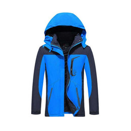 Wholesale Sport Winter Clothes For Women - AD Men and women brand Hiking Jacket fashion jackets outdoor Camping Clothes Hoodies Essential for outdoor sport 2016 winter coat.
