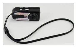 Wholesale Q5 Mini Dvr - T8000 HD 720p IR Night Vision Q5 Metal Hidden Camera Mini Camcorder Thumb Mini DV Digital Camera Recorder HD DVR L0192517