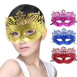 Wholesale Products For Holidays - Women Sexy Mask Halloween Venetian Eye Mask Cosplay Masks With 8 Color Happy Easter Mask Dance Costume Party Holiday Product Code:96 - 1036