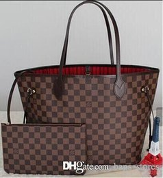Wholesale crochet l - Fashion Women Bag Shoulder Bags Brand L Designer Never Full Lous V Speedy Mono Alma Leather Handbags gram Vutton Ladies Tote Zipper Bags