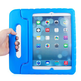 Wholesale Eva Computers - Portable sleeve Soft tablet pc case cover for ipad air 2 3 4 5 6 mini 1 2 3 4 protective computer