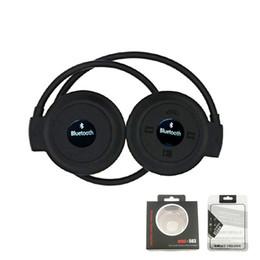 Mini503 Casque Bluetooth Portable Mini 503 Sport Casque sans fil Musique Écouteurs Stéréo + Fente pour carte Micro SD + Radio FM ? partir de fabricateur