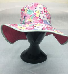 Wholesale Custom Printed Buckets - Mini wholesale 50pcs!50%-60% discount shipping cost!Custom Hat Fashion bucket hat Sun caps Embroidery Printing OWN logo