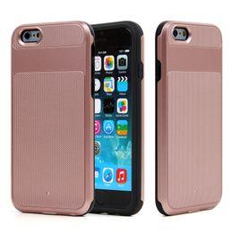Caseologia iphone 6s online-Per iPhone 6S 7 7plus s7 s7edge Case Armor Caseology [Serie Vault] Design sottile e robusto Cover protettiva per armatura Samsung S5 S6 DHL SCA140
