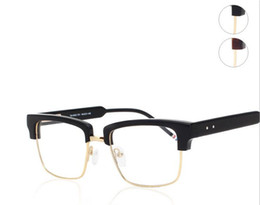 Wholesale Free Prescription Glasses - Send prescription lens for free TB-806C glasses frame Exquisite workmanship eyeglasses frame Oculos myopia eyewear