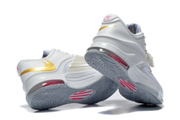 Wholesale Durant Basketball - Free Shipping Kevin Durant VII EP KD7 Basketball Shoes kd 7 VII Aunt Pearl shoes mens KD basketball shoes Wholesale KD Sports Shoes