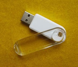 Wholesale 64 Gb Usb Drives - 5 Piece No Logo Plastic Whirl USB Drives Brand New ABS Plastic Rotatable USB Flash Disk USB2.0