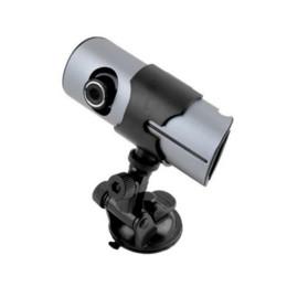 Wholesale Dual Lens Dvr Gps Logger - Dual Lens Car DVR X3000 R300 Dual G-Sensor Camcorder 140 Degree 2.7inch dash cam Car DVR Camera Recorder with GPS logger hot