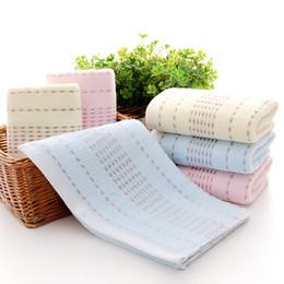 Wholesale Gym Microfibre Towels - 2016 10pcs 33*74cm Microfibre Sports Gym Towels Micro Fiber Swimming Beach Travel Bath wholesale Labor Lnsurance Cotton Wash Towel HY1208