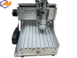 Wholesale Milling Wood Machine - china cnc wood milling machine, AMAN 3020 800W metal engraving machine,plastic sign ,wooden design engraving machine