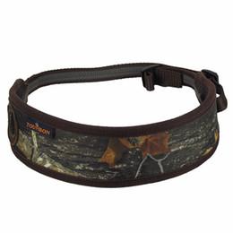 Wholesale Webbing Straps Adjustable - Tactical Hunting Shooting Adjustable Rifle Shotgun Sling With Non-Slip Webbing Strap Belt For Hunting Gun Accessories