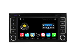 Wholesale Toyota Stereo For Rav4 - 6.2'' Quad Core Android 5.1.1 Car DVD Player For TOYOTA RAV4 2001-2008 Camry 2006-2010 Corolla 2000-2006 Vitz Echo 2005-2011 COROLLA