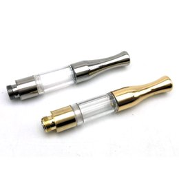 Wholesale E Cig Refillable - bud atomizer refillable G2 cartridge Ce3 disposable vaporizer 510 o pen ce3 thick oil vape cartomizer e cig G2 atomizer