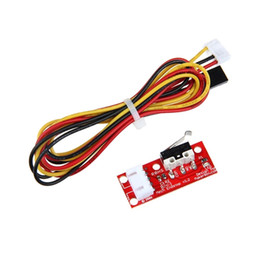 Wholesale Stamp Printer Machine - 1Pc New 2A 300V Mech Endstop Switch + Free Cable For 3D Printer RAMPS 1.4 B00170 BARD