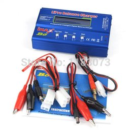 Wholesale Lipo Battery 6s - IMAX B6 Digital Battery Balance Charger for 2S-6S 7.4V-22.2V RC Lipo NiMh Batteries Big Discount Free Shipping