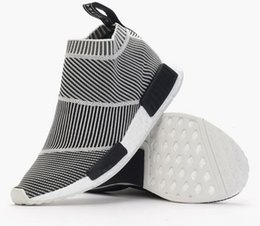 Wholesale Hiking Socks Men - nmd City Sock S79150 Men And Women Shoe,NMD CS1 City Sock PK (Core Black   Vintage White   Ftwr White),Casual Sports Shoe Shoes Footwear