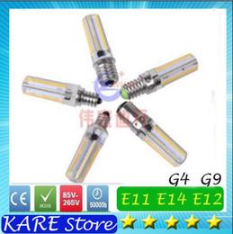 Wholesale 24v 7w E14 - LED light E11 E12 E14 E17 G4 G9  BA15D light corn Bulb AC 220V 110V 120v 7W 12W 15w SMD3014 LED corn light 360 degrees spotlight bulbs