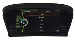 Wholesale Navigation For Bmw - Car DVD Player GPS Navigation for BMW 5 Series E60 E61 E63 E64 M5 with Bluetooth SD USB AUX Map Video Navigator Multimedia