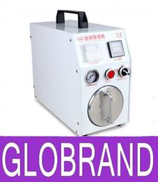 Wholesale Glass Autoclave - Built-in vacuum pump Mini Autoclave Bubble Remover OCA Adhesive Sticker LCD Air Bubble Remove Machine for Glass Refurbishment GLO93