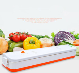 Wholesale Auto Heating - 2017 newest high quantity auto matic household small pumping air heat seal vacuum food packaging sealer machine