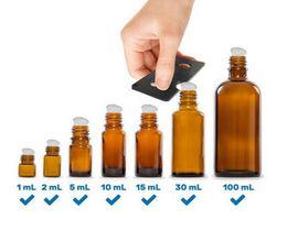 Wholesale Young Living - Essential Oils Opener Tool , Young Living 1 2 3 5 10 15 30 mL Essential Oil Bottle Orifice Reducers Roller Bottles (Plastic, Black) 500Pcs