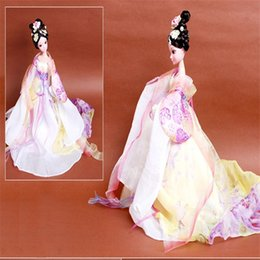 Wholesale Kurhn Doll Chinese - Chinese Doll Chang E Fairy 9082 Brinquedos Kurhn Doll Joint Body Model Toy Dolls For Kids Christmas Gift