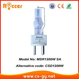 Lampen se online-Großhandels-Roccer HTI1200W / SE XS MSR1200 SA Halogen-Metalldampflampe Bühnenlicht GY22
