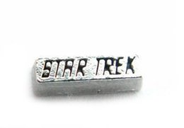 Wholesale Memory Movies - (20, 50)PCS lot Movie STAR TREK DIY Alloy Floating Locket Charms Fit For Magnetic Living Memory Locket Pendant Fashion Jewelrys